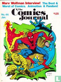 The Comics Journal 44