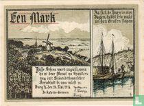 Kaspel Burg 1 Mark