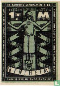 Bentheim 1 Mark