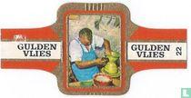 Spaanse pottenbakker