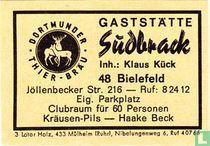 Gaststätte Südbrack - Klaus Kück