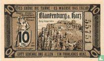 Blankenburg (Harz) 10 Pfennig