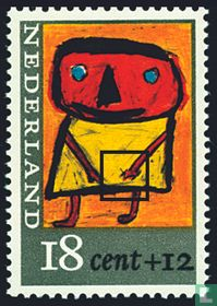 Kinderzegels (PM2)