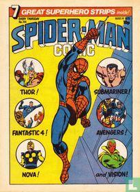Spider-Man Comic 314