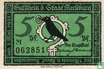 Merseburg 5 Pfennig