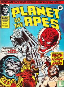 Planet of the Apes 45