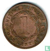 Brits-Honduras 1 cent 1943