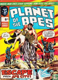 Planet of the Apes 9