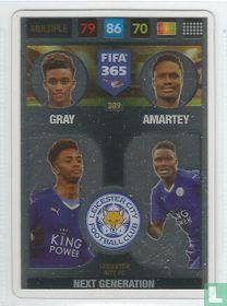 Gray/Amartey