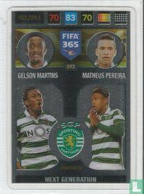 Gelson Martins/Matheus Pereira