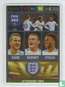 Kane/Rooney/Sterling