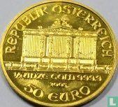 "Austria 50 euro 2005 ""Wiener Philharmoniker"""