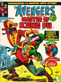 Avengers starring Shang-Chi -- Master of Kung Fu 34