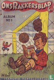 Ons Rakkersblad - Album Nr. 1