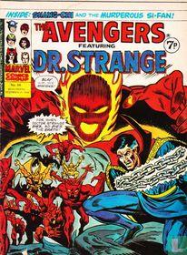Avengers featuring Dr. Strange 66
