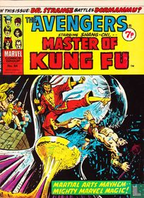 Avengers starring Shang-Chi, Master of Kung Fu 64