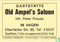 Old Ampel's Saloon - Peter Preuss
