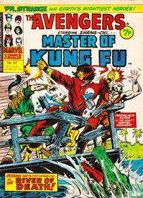 Avengers starring Shang-Chi, Master of Kung Fu 67