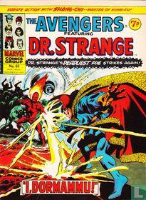 Avengers featuring Dr. Strange 63