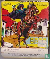 Het huwelijk van Zorro