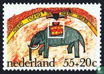 Children Stamps