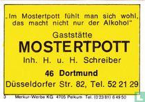 Gaststätte Mostertpott - H.u.H. Schreiber