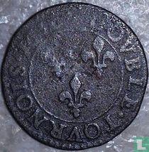 France double tournois 1610 (T)