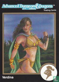 Verdina - 3rd-level Priestess