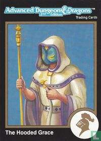 The Hooded Grace - 17th-level Priest