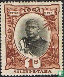 King George Tupou II.