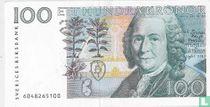 Schweden 100 Kronor 1986