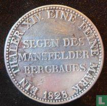 Pruisen 1 thaler 1828