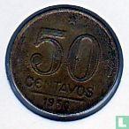 Brazilië 50 centavos 1950