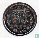 Mexico 20 centavos 1919