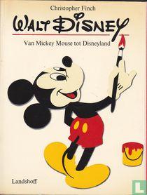 Van Mickey Mouse tot Disneyland