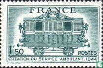 Rijdende postkantoren