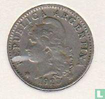 Argentinië 5 centavos 1923