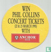 Win Phil Collins concert tickets