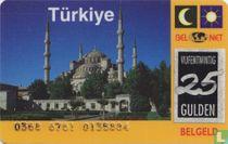 Landenkaart Turkije