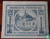Pernau 50 Heller 1920