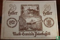 Peuerbach 20 Heller 1920
