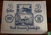 Peuerbach 50 Heller 1920