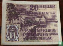 Persenbeug 20 Heller 1920