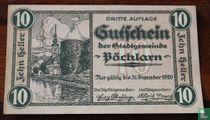 Pöchlarn 10 Heller 1920