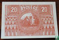 Pöggstall 20 Heller 1920