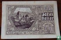 Pöggstall 10 Heller 1920