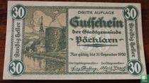 Pöchlarn 30 Heller 1920