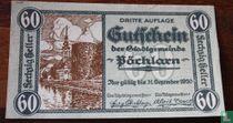 Pöchlarn 60 Heller 1920