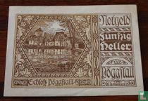 Pöggstall 50 Heller 1920
