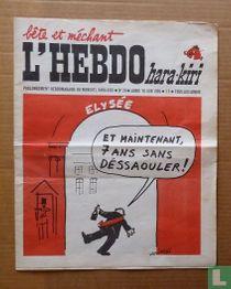 L'Hebdo hara-kiri 20